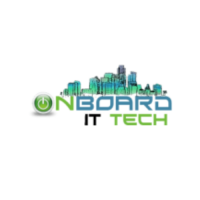 ONBOARD IT TECH INC-SMART HOME INSTALLATION Logo