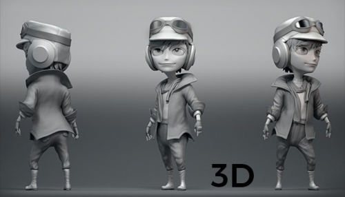 3D Modeling Market May Set New Growth Story : Trimble Naviga'