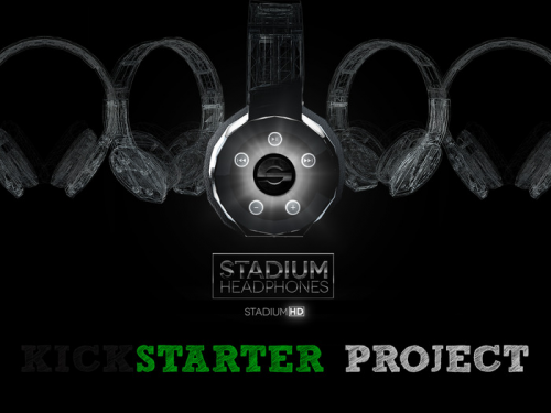 Stadium Headphones - Experiencing Sound Like Never Before'