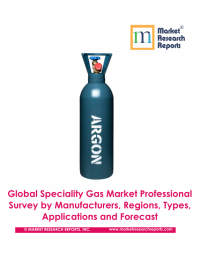 Global Specialty Gas Market Research Report