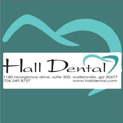 Company Logo For Hall Dental'