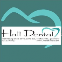Hall Dental Logo