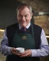 William Manning, Ahmad Tea's Senior Tea Taster wit'