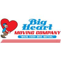 Big Heart Moving Company Logo