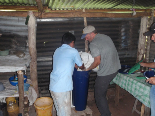 Mission Water for Honduras'