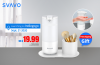 SVAVO Auto Liquid Dispenser to Launch On Indiegogo'