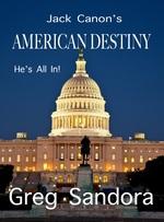 Jack Canon's American Destiny Cover'