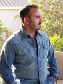 Author Greg Sandora'
