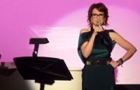 "Megan Mullally of TV's ""Will & Grace"" Debuts W"