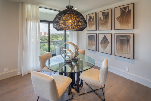 Houston full amenity high rise condos for sale'