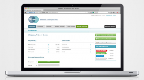 Directli / Ledger Software Ltd'