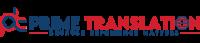 Prime Translation Logo