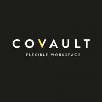 CoVault Glasgow Logo