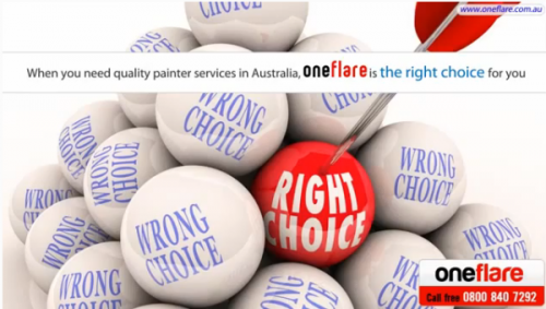 Search for a Quality Painting Service'
