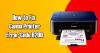 Canon Printer Error Code b200