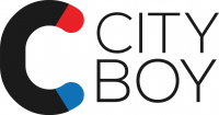 City Boy Coffee Logo