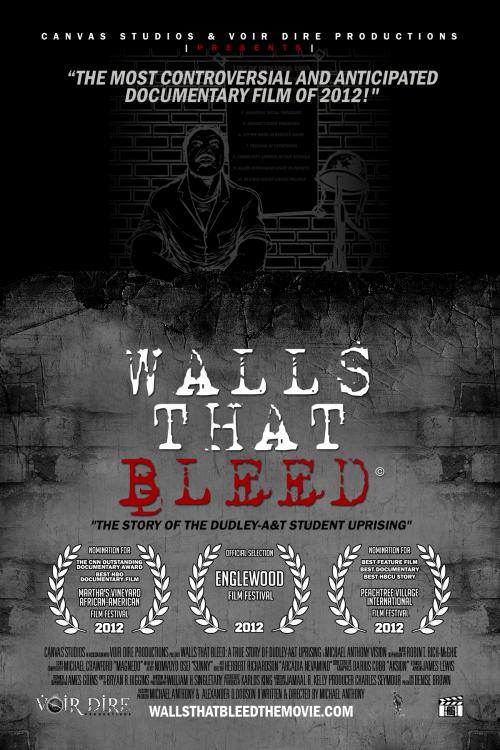 Walls that Bleed'