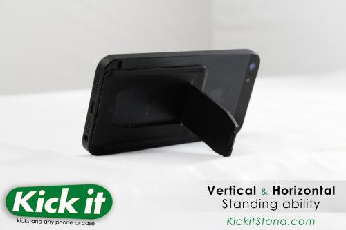 Kick-it Phone Stand'