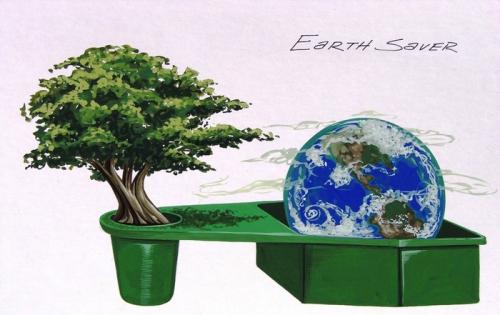 Earthtray'