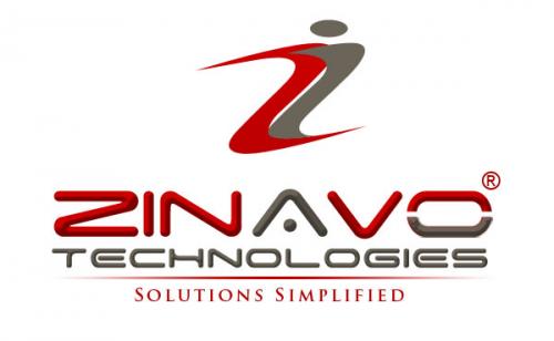 Company Logo For zinavo'