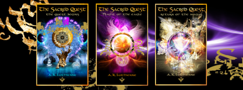 The Sacred Quest Trilogy'
