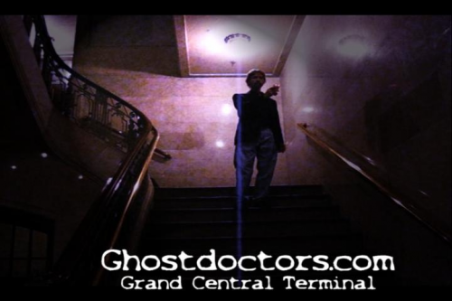 Ghost Doctors in NYC' Grand Central Terminal'