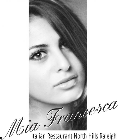 Company Logo For Mia Francesca Trattoria'