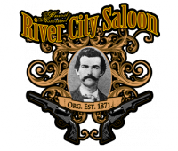River City Saloon Logo