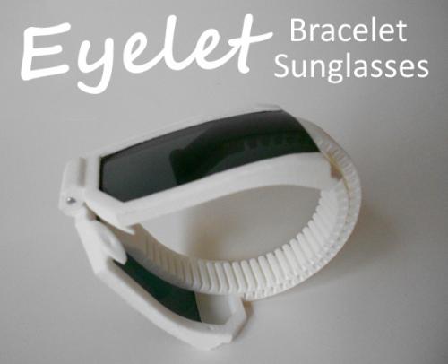 Eyelet: Bracelet Sunglasses Hybrid'