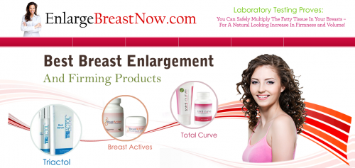 Breast Enhancement Products'