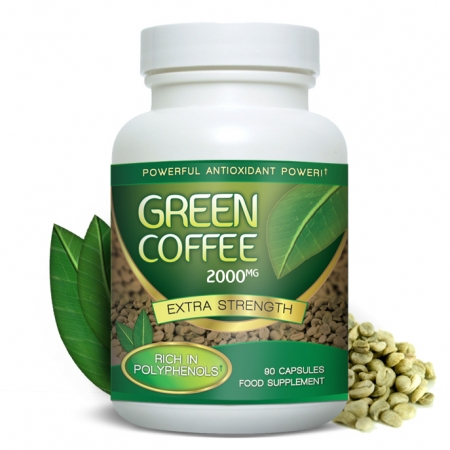 Green Coffee Extract ES'