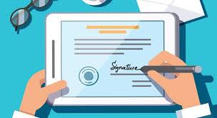 Digital Signature Software'