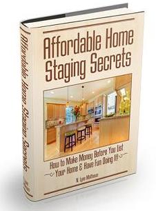 Affordable Home Staging Secrets'