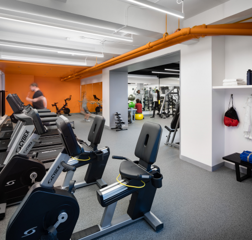 JAB Industries Inc Completes Fitness Center Project for Ethe'