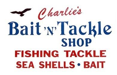 Company Logo For Charlies Bait n Tackle'