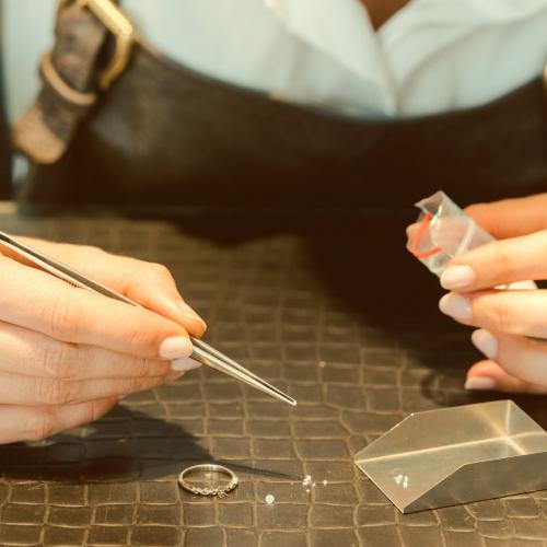 Jewelry Repair'