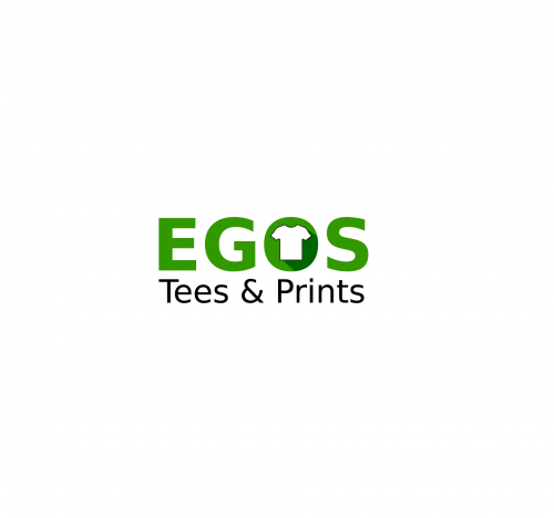 Company Logo For Egos Tees'