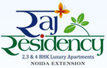 Company Logo For Raj Residency'