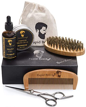 Beard Grooming Products'