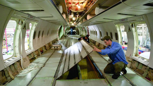 Aircraft Floor Panel Market'