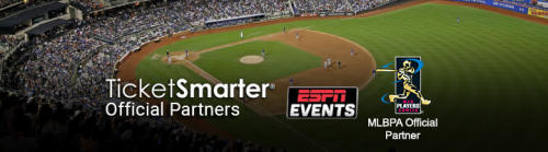 TicketSmarter Partners with MLBPA'