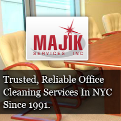 Company Logo For Majik Cleaning Services, Inc.'