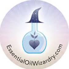 Company Logo For Essential Oil Wizardry'
