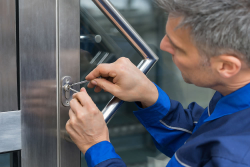 Commercial Locksmith'