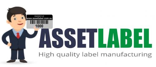 Company Logo For Asset Label'