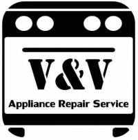 V and V Appliance Repair Services LLC Logo