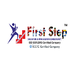 Company Logo For First Step Immigration'