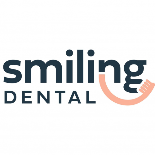 Company Logo For Smiling Dental'