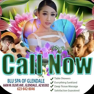 Company Logo For Blu Spa of Glendale | Asian Massage Open'