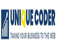 Company Logo For Unique Coder'